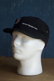 Mother Trucker Yoga Women's Black Short Bill Cadet Hat