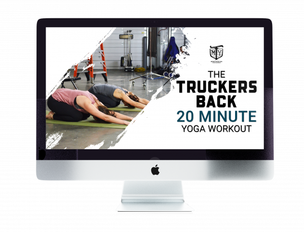 the truckers back 20 minute yoga workout download mother trucker yoga