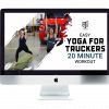 Easy Yoga for Truckers 20 minute video mother trucker yoga