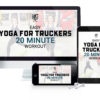 Easy Yoga for truckers 20 minute workout download video mother trucker yoga