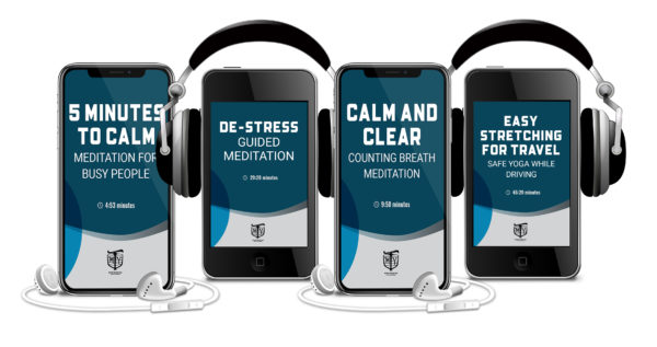 mother trucker yoga audio meditation bundle