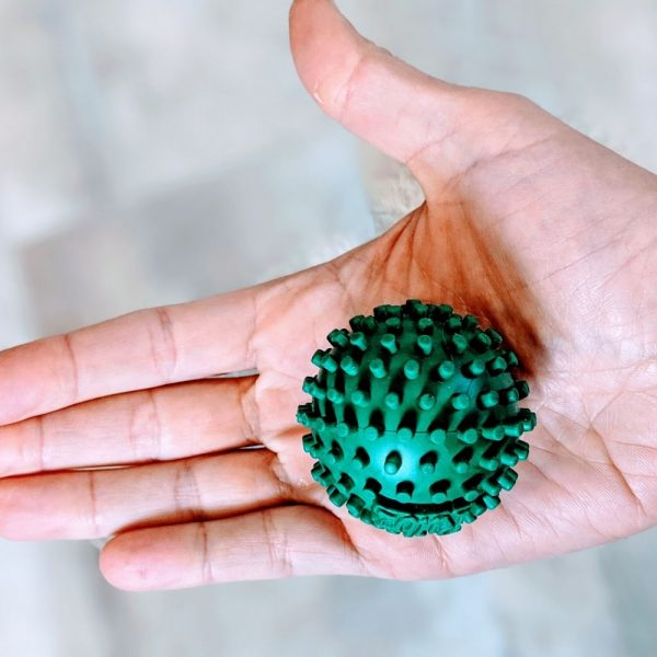 Mini Acupressure Ball Hand Mother Trucker Yoga