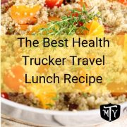 Recipe for Quinoa for Trucker Drivers Mother Trucker Yoga Blog Post