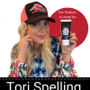 Tori Spelling loves stiff mother trucker pain relief cream