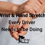 3 Stretches for Wrist and Hand Pain Blog Post Mother Trucker Yoga