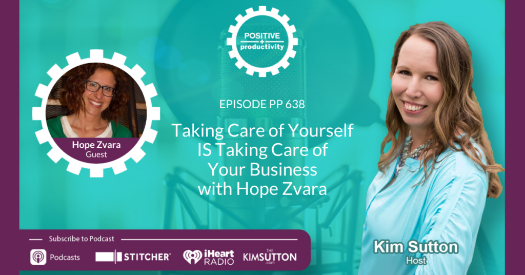 Self Care is Your Business MTY Blog