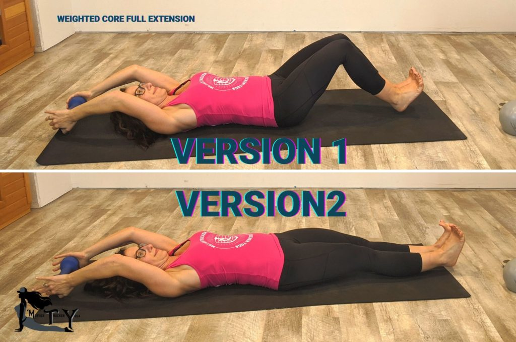weighted core full extension for truck drivers mother trucker yoga blog post