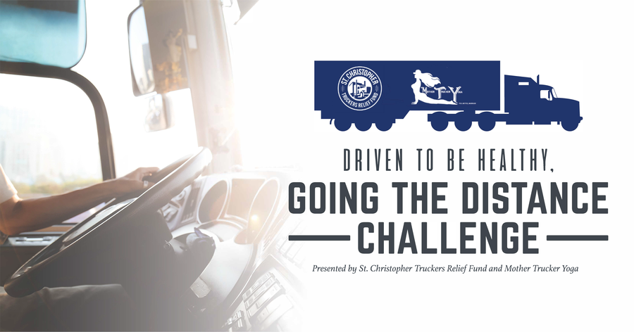Going the distance truck driver challenge